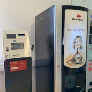 Bitcoin Automat in Egg Vorarlberg 2