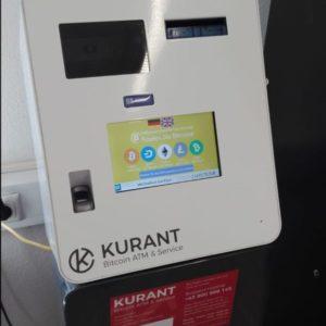 Bitcoin Automat in Egg Vorarlberg